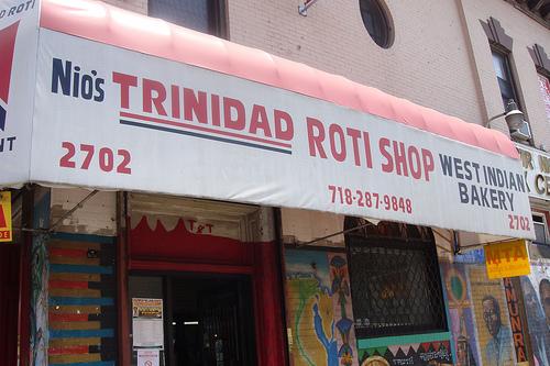 Nio's Trinidad Roti Shop